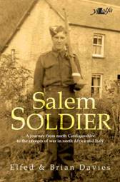 salem soldier by elfed/brian davies front cover detail